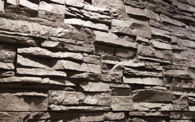 Masonry Stacked Stone Interior Install