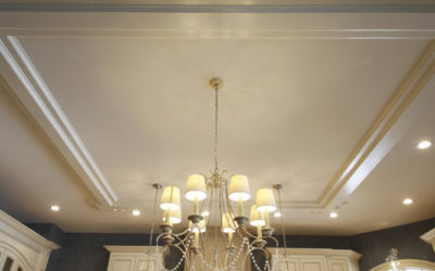 Coffered Ceilings Made Of Durable Polyurathane
