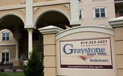 Graystone Court Villas Rely on Nu-Wood