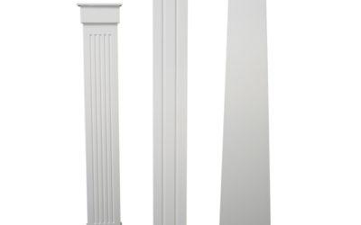 Wrap Up Sales With Nu-Wood PVC Column Wraps