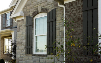Shutter-Up with Nu-wood Shutters